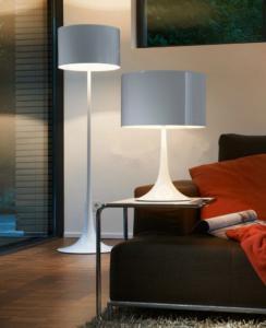 stolna i podna  lampa SPUN