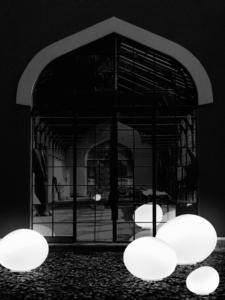 podna lampa GREGG