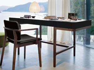 pisaći stol VIKTOR,stolac HAITI