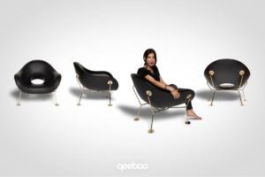 fotelja Pupa-design Andrea Branzi