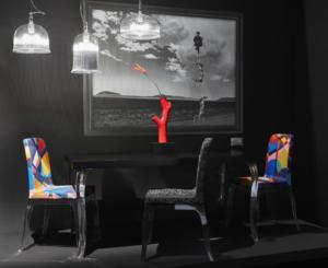 stolac B.B. design Marcel Wanders,lampe Goblets-design Stefano Giovannoni