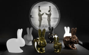 stolac Rabbit-design Stefano Giovannoni