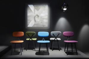 stolac X,lampa Cherry-design Nika Zupanc