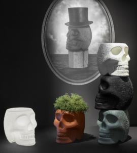stolić,lampa,žardinjera Mexico-design Studio Job
