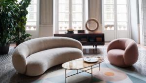 fotelja i sofa JULEP,stolić SOAP